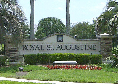 Royal St Augustine Homes for Sale